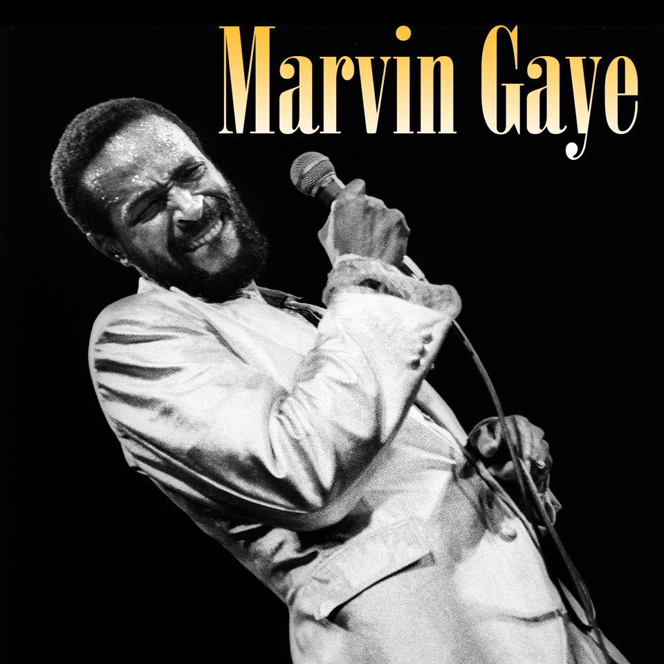 Marvin Gaye - Your Precious Love / Ain't No Mountain High Enough
